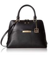 Calvin Klein Selina Quilted Pebble Satchel Women's Handbag - $188.09