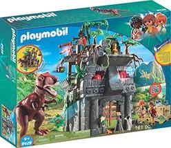PLAYMOBIL Hidden Temple with T-Rex Building Set - $50.59