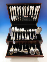 Colonial by Gorham Sterling Silver Flatware Set 12 Service Dinner - $6,900.00
