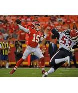 PATRICK MAHOMES 8X10 PHOTO KANSAS CITY CHIEFS KC PICTURE NFL FOOTBALL VS... - $3.95