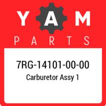 7RG-14101-00  Yamaha Carburetor Assy 1, New Genuine OEM Part - $406.83