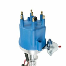 Pro Series R2R Distributor for Ford 240 300, I6 Engine Blue Cap image 2
