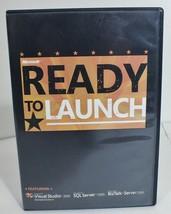 Microsoft Ready to Launch Visual Studio Standard 2005  SQL Server Standa... - $12.19