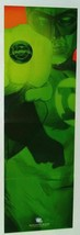 2008 Green Lantern 34x11 inch DC Comics comic book shop promotional promo poster - $19.79