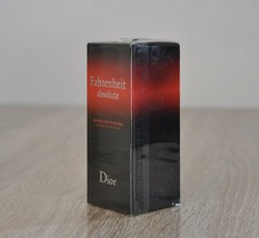 Christian Dior Fahrenheit Absolute Cologne 1.7 Oz Eau De Toilette Cologne Spray image 2