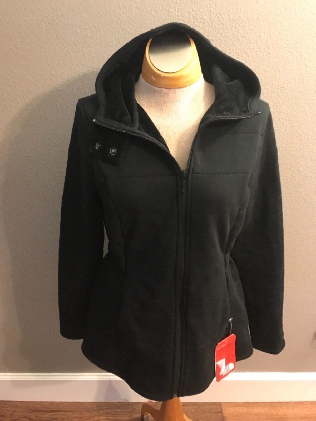 The North Face hooded Ladies Jacket size M  image 5