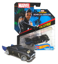 Hot Wheels Marvel Thor Ragnarok Valkyrie Character Cars MOC - $9.88