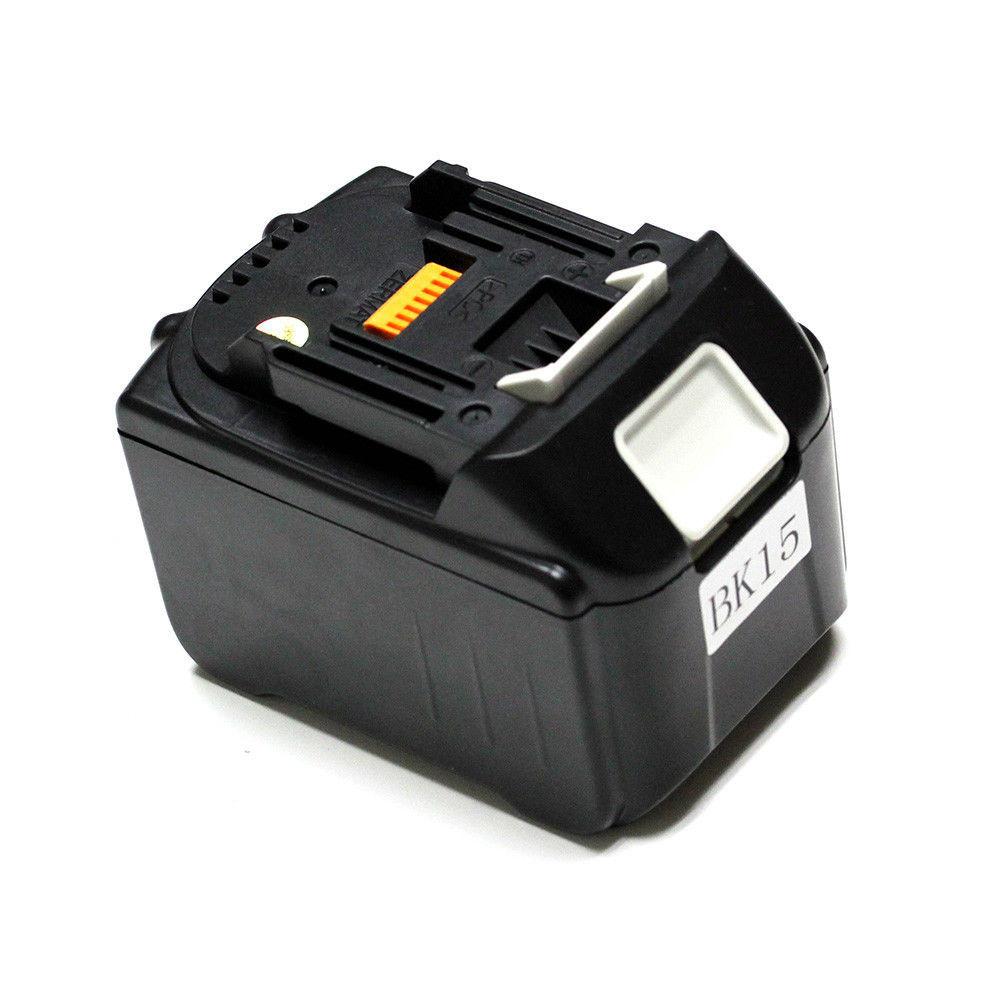 Li-ion 18V for Makita Cordless Drill BL1840 194205-3, BFS450F,  LXT400 4500mAh