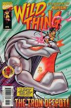 Wild Thing (2nd Series), Edition# 5 [Comic] [Feb 01, 2000] Marvel - $3.91