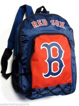 Boston Red Sox MLB Echo Backpack School Book Bag Full Size Travel Gym Case - ₹1,745.55 INR