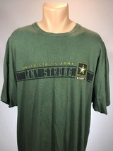 United States Army Tee Shirt 2XL Mens Short Sleeve Size XXL - $13.09