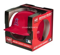 Los Angeles Angels MLB Rawlings Replica MLB Baseball Mini Helmet - $15.78