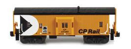 AZL 921016-02 Z Scale Bay Window  Caboose CP #437266 - $64.95