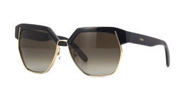 Chloe Women's CE665S CE/665/S 60mm Fashion Square Sunglasses Authentic - £61.18 GBP