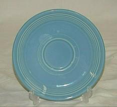 "Fiesta Periwinkle Blue by Homer Laughlin 5-7/8"" Saucer Dinnerware - $12.86"