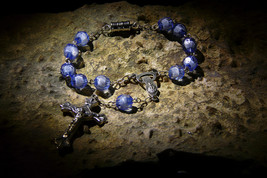 HOLY GUARDIAN ANGEL ABILITY TO CONTACT ANGELS Haunted Wrist Rosary Praye... - $111.00