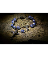 HOLY GUARDIAN ANGEL ABILITY TO CONTACT ANGELS Haunted Wrist Rosary Prayer Beads  - $111.00
