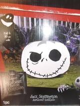 Nightmare before Christmas Jack Skellington  Airblown Halloween Inflatab... - £28.73 GBP
