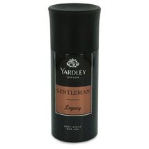Yardley Gentleman Legacy by Yardley London Deodorant Body Spray 5 oz (Men) - $9.38
