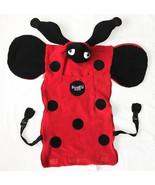 BlanKid Buddy 4-In-1 Backpack Blanket Pillow & Plush Animal • Lula the Lady - $14.60