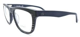 Calvin Klein CK5886 278 Men's Eyeglasses Frames 54-19-140 Blue Wood - $34.73