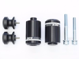 OES Frame Sliders and Swingarm Spools 2002 2003 Yamaha R1 YZFR1 No Cut - $49.99