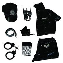 Women's Police Costume Dirty Cop Halloween Outfit image 8