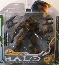 Halo: The Halo 3 Collection Elite Combat Action Figure Exclusive NEW! - $54.99