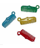 Vintage Fashion Doll HAIR COMB CHARMS Trolls Toy Party Favor-HONG KONG-2... - $2.91