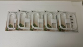 GE 55 watt  2D Fluorescent bulb 4 Pin base F55/2D/830/4P/CD (Lot of 5) - $49.49