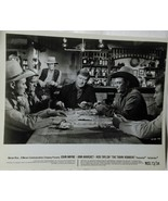 Vintage John Wayne Studio Black and White Photo - The Train Robbers - $14.99