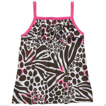 Carter's Toddler Girl's Animal Print Tank/Tee, Size 3T(US). NWT - $9.89