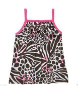Carter's Toddler Girl's Animal Print Tank/Tee, Size 3T(US). NWT - $9.89