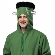 Adult Hoodie Monster Man Sweatshirt Costume by Rasta Imposta Zip Up Fran... - $18.00