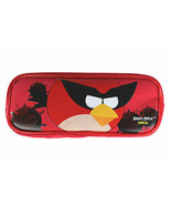 Angry Birds Space Red Pencil Pouch Case School Bag Supplies Pens Marker ... - $8.90