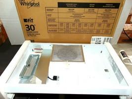 "NEW Whirlpool 30"" Inch Under The Cabinet Range Hood UXT4130ADW (White)  - $77.39"
