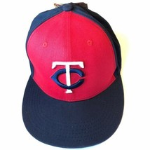 Minnesota Twins 2016 DQ Dairy Queen Adjustable Strapback Hat MLB Baseball Cap - $19.95