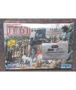 1992 Star Wars Return Of The Jedi AT-ST Model Kit New In The Box - $29.99