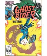 Ghost Rider Comic Book #78 Marvel Comics 1983 NEAR MINT NEW UNREAD - $9.74