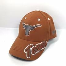 University Of Texas Ut Longhorns Baseball Cap - T.O.W. One-Fit LARGE-XL Hat - $18.95