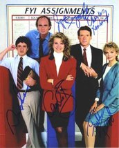 Murphy Brown Cast Signed 8x10 Photo Certified Authentic JSA COA - $395.99