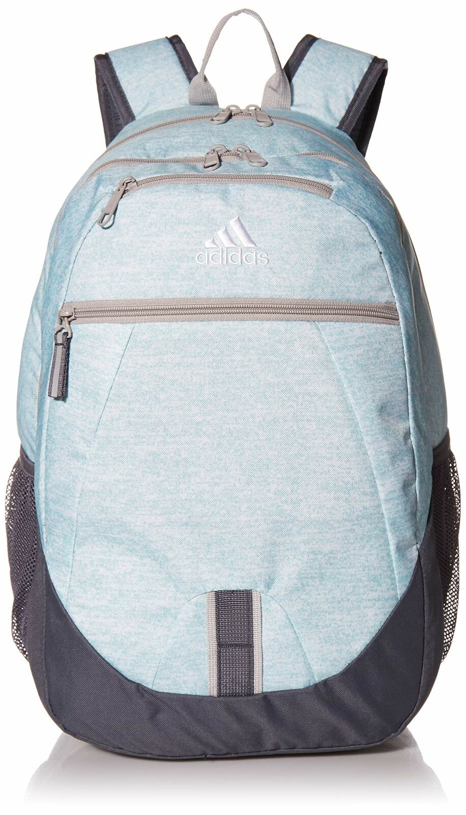adidas Foundation Backpack One Size Clear Mint/Onix/Gy/Wh V5 - $34.28
