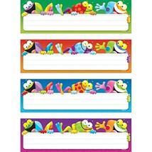 TREND enterprises, Inc. Frog-tastic! Desk Toppers Name Plates Var. Pk., ... - $10.67