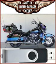 2010 Harley-Davidson Touring Models Service Repair Manual USB Flash Drive - $18.00