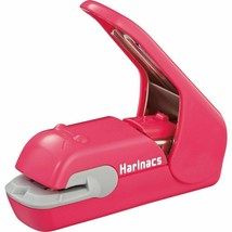 Kokuyo Harinacs Press Stapleless Stapler pink SLN-MPH105P Free shipping - $19.39