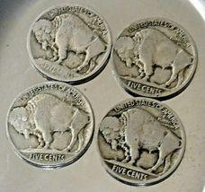 Buffalo Nickel 1913, 1915, 1916, and 1917  AA20BN-CN6076 image 10