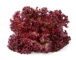 Lettuce Ruby Red Non GMO Heirloom Garden Vegetable Seeds Sow No GMO® USA - $1.97+
