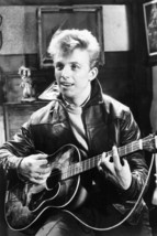 Tommy Steele 1950's Playing Guitar 24x18 Poster - $23.99