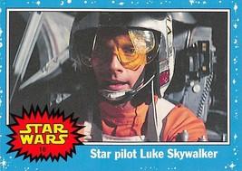 2004 Topps Heritage Star Wars #18 Star Pilot Luke Skywalker > Mark Hamill - $0.99