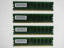 8GB 4X2GB MEM FOR DELL POWEREDGE 2970 6950 M605 M805 M905 R300 R805